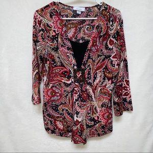 Women's Dressbarn blouse